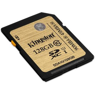128 GB Kingston SDA10 SDXC UHS-I Retail
