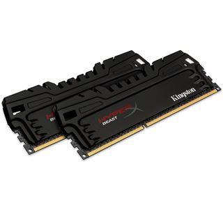 16GB HyperX Beast DDR3-2400 DIMM CL11 Dual Kit