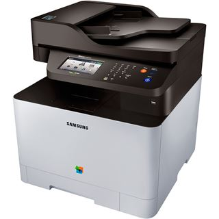 Samsung Xpress C1860FW/PLU Farblaser Drucken/Scannen/Kopieren/Faxen
