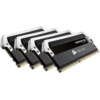 16GB Corsair Dominator Platinum DDR4-2800 DIMM CL16 Quad Kit