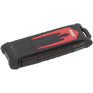 16 GB HyperX DataTraveler Fury schwarz/rot USB 3.0