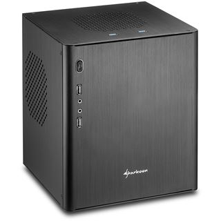 Sharkoon CA-I Mini-ITX ohne Netzteil schwarz