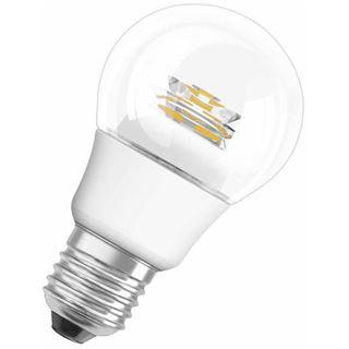Osram LED Star Classic A 60 8W/827 CL Klar E27 A+