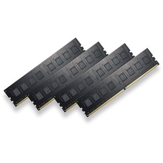 16GB G.Skill Value DDR4-2400 DIMM CL15 Quad Kit