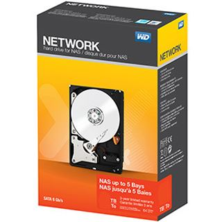 "6000GB WD Network WDBMMA0060HNC-ERSN 64MB 3.5"" (8.9cm) SATA 6Gb/s"