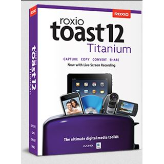 Corel Roxio Toast 12 Titanium 64 Bit Multilanguage (Deutsch,