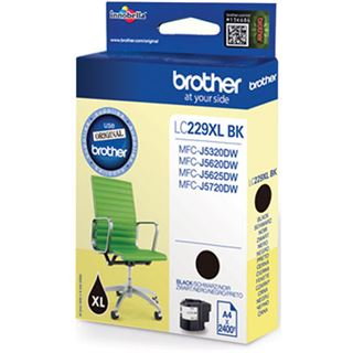 Brother Tinte LC229XLBK schwarz