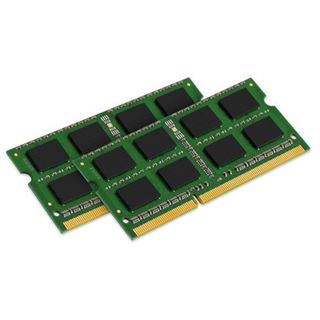16GB Kingston DDR3-1600 SO-DIMM CL11 Dual Kit