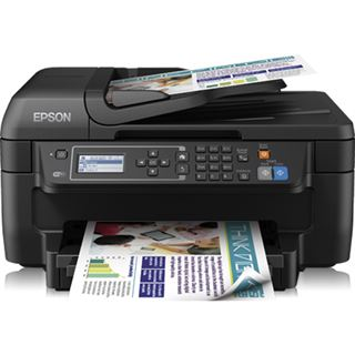 Epson WorkForce WF-2650DWF Tinte Drucken/Scannen/Kopieren/Faxen USB
