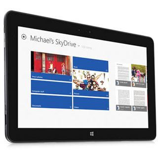 "10.8"" (27,40cm) Dell Venue 11 Pro 7130-2365 WiFi/Bluetooth V4.0/NFC 256GB schwarz"