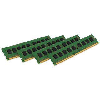 32GB Kingston ValueRAM DDR3L-1600 DIMM CL11 Quad Kit