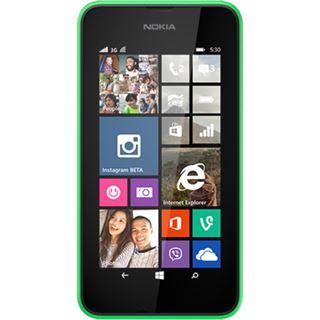 Nokia Lumia 530 Dual-SIM 4 GB grün
