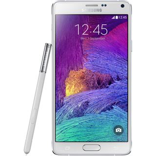 Samsung Galaxy Note 4 N910F 32 GB weiß