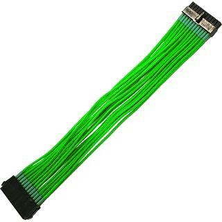 Nanoxia 30 cm sleeved neon grünes ATX Verlängerung für