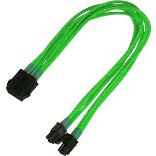 Nanoxia 30 cm einzeln gesleeved neon grünes