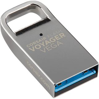 16 GB Corsair Flash Voyager Vega silber USB 3.0