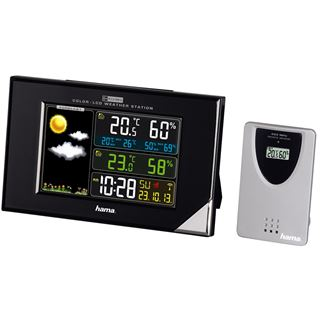 Hama Wetterstation Color EWS-1300