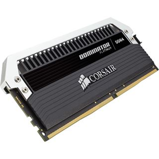32GB Corsair Dominator Platinum DDR4-2666 DIMM CL16 Quad Kit