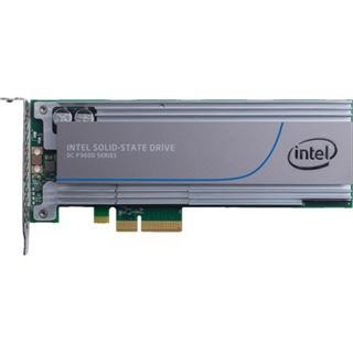 400GB Intel SSD DC P3600 Series Add-In PCIe 3.0 x4 32Gb/s MLC HET