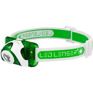 Zweibrüder LED LENSER SEO 3 Box grün