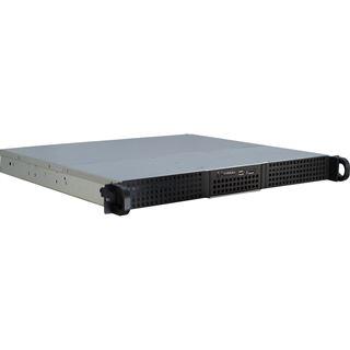 Inter-Tech IPC 1U-10240 Server Rack ohne Netzteil schwarz