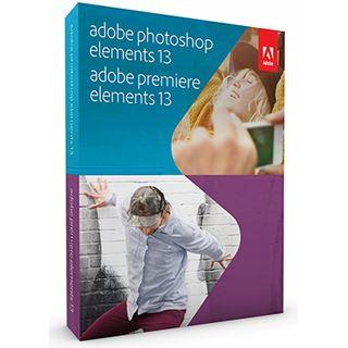 Adobe Photoshop Elements 13.0 und Premiere Elements 13.0 32/64 Bit