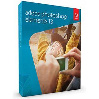 Adobe Photoshop Elements 13.0 32/64 Bit Deutsch Grafik Vollversion PC/Mac (DVD)