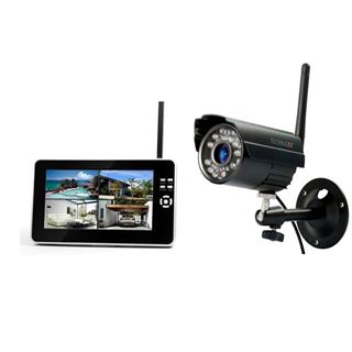 Technaxx Easy Security Camera Set TX-28 schwarz