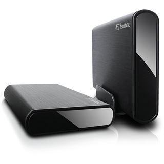 "Fantec DB-ALU3e-6G 3.5"" (8,89cm) eSATA/USB 3.0 schwarz"