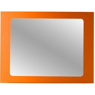 BitFenix oranges Seitenteil mit Fenster für BitFenix Prodigy M
