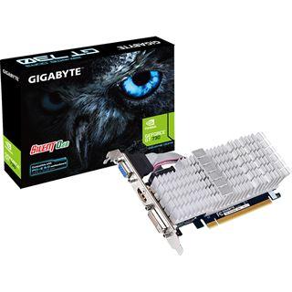 2GB Gigabyte GeForce GT 730 Ultra Durable 2 Series Passiv PCIe 2.0 x