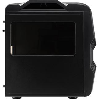 AeroCool Strike-X Cube Black Edition mit Sichtfenster Wuerfel ohne