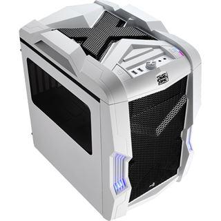 AeroCool Strike-X Cube White Edition mit Sichtfenster Wuerfel ohne