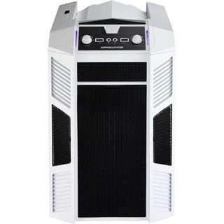 AeroCool Xpredator Cube White Edition mit Sichtfenster Wuerfel ohne