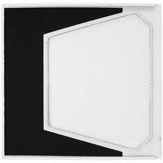 Nanoxia Window Seitenteil - Deep Silence 5 - weiß