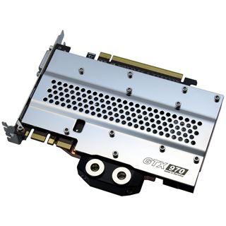 Watercool Heatkiller GPU Backplate für GTX970 (16011)