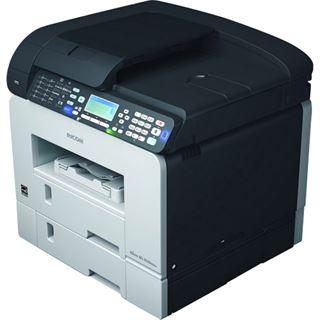 Ricoh Aficio SG 3100SNw Tinte Drucken/Scannen/Kopieren LAN/USB