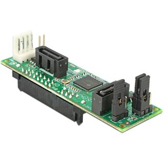 Delock 62466 2 Port SATA retail