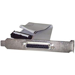 Startech Slotblende für Parallel Port (PLATE25F16)