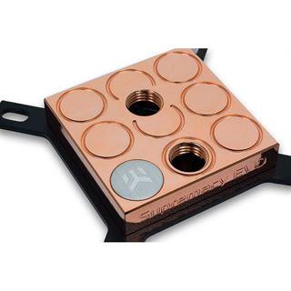EK Water Blocks EK-Supremacy EVO - Full Copper CSQ