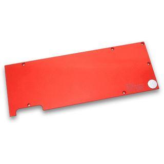 EK Water Blocks EK-FC980 GTX rot Backplate für EK-FC980 GTX
