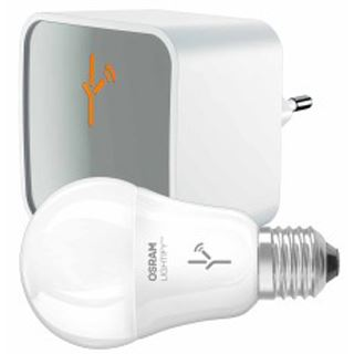 Osram Lightify Starter Kit mit Classic A60 RGBW EEK: A