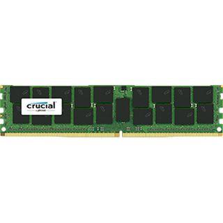 16GB Crucial CT16G4RFD4213 DDR4-2133 regECC DIMM CL15 Single