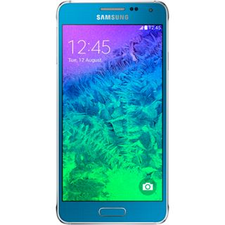 Samsung Galaxy Alpha G850F 32 GB blau