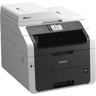 Brother MFC 9342CDWG1 Farblaser Drucken/Scannen/Kopieren/Faxen