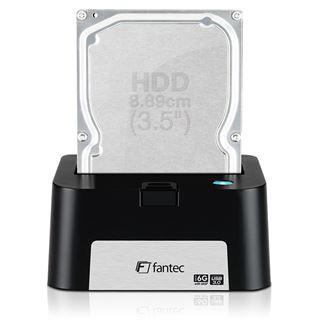 "Fantec MR-U3-6G Dockingstation 3.5"" (8,89cm) USB 3.0 schwarz"