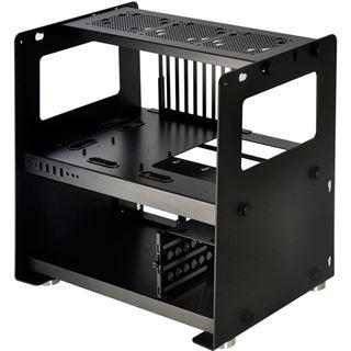 Lian Li PC-T80X Test Bench ohne Netzteil schwarz