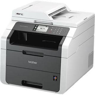 Brother MFC 9142CDNG1 Farblaser Drucken/Scannen/Kopieren/Faxen LAN/USB 2.0