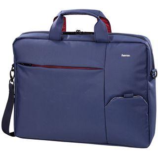 Hama Notebook-Tasche Marseille für Displaygrößen bis 34 cm (13,3), blau