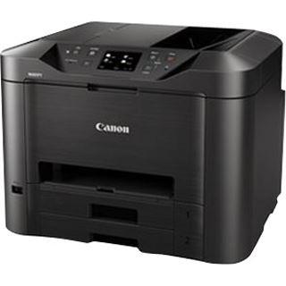 Canon Maxify MB5350 Tinte Drucken/Scannen/Kopieren/Faxen LAN/USB